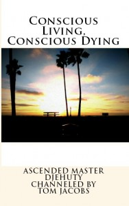 Conscious Living, Conscious Dying paperback cover