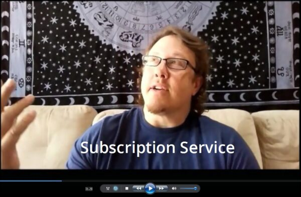 Monthly Subscription Service